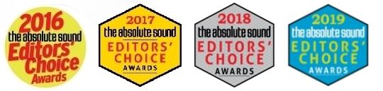 Editors' Choice Awards 2016, 2017, 2018, 2019