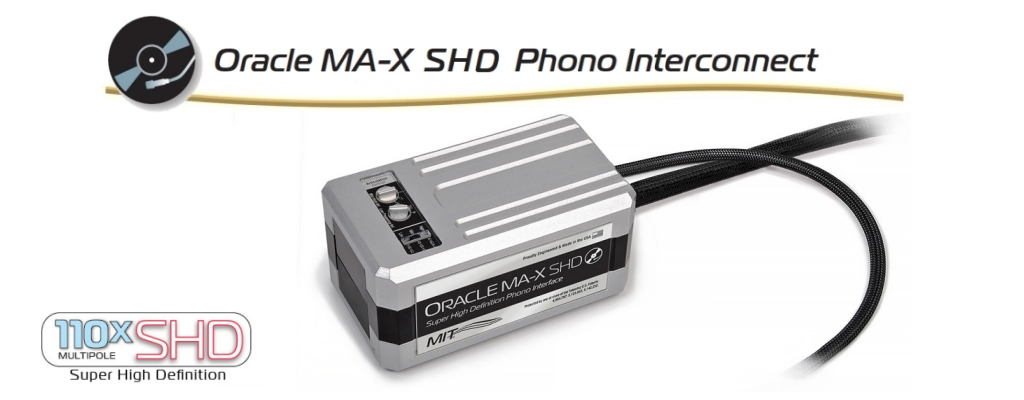 Oracle MA-X SHD Phono Interconnect