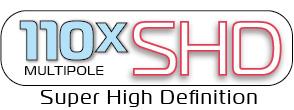 110x Multipole SHD logo