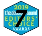 2019 - 7 Editors' Choice Logo