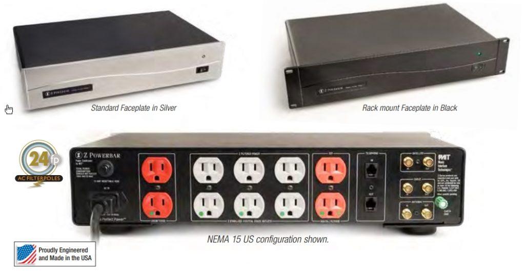 Z Powerbar NEMA Configuration