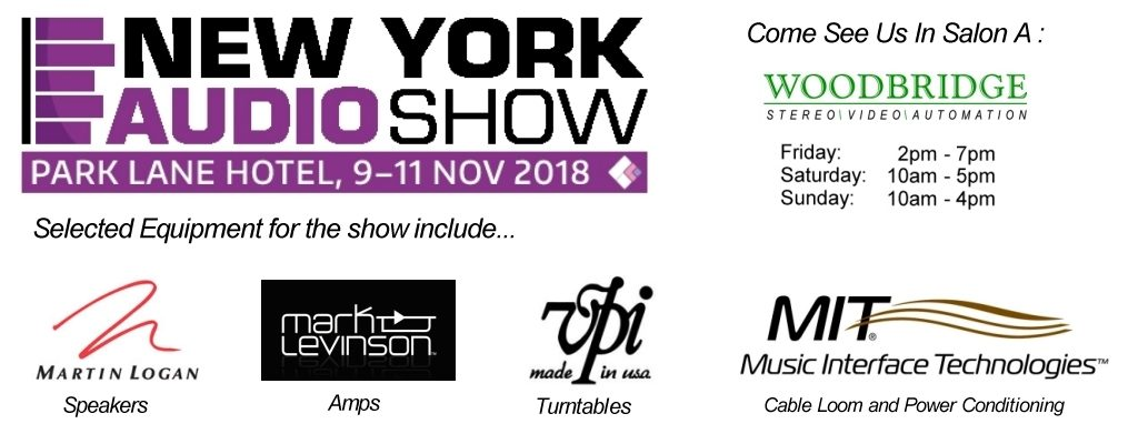 New York Audio Show 2018