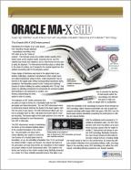 Oracle MA-X SHD Infosheet