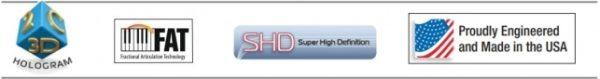 Oracle Matrix 120 V.2 SHD 2C3D<sup srcset=