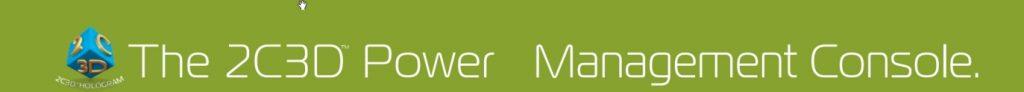 PMC Power Management Console Introduction